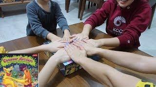 Canavar Avcısı Olduk! Türkiyede İlk En Eğlenceli Aile Oyunu Canavar Avcıları Oyunu Bidünya Oyuncak