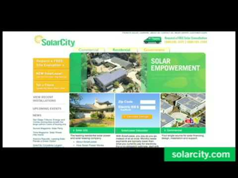 How To Lease Solar Panels by SolarCity