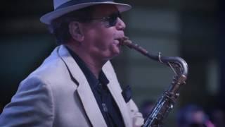 Ernie Krivda & the Fat Tuesday Big Band at Tri-C JazzFest 2016