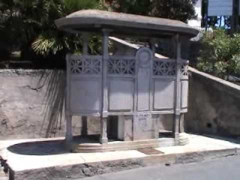 Italian Public Toilet
