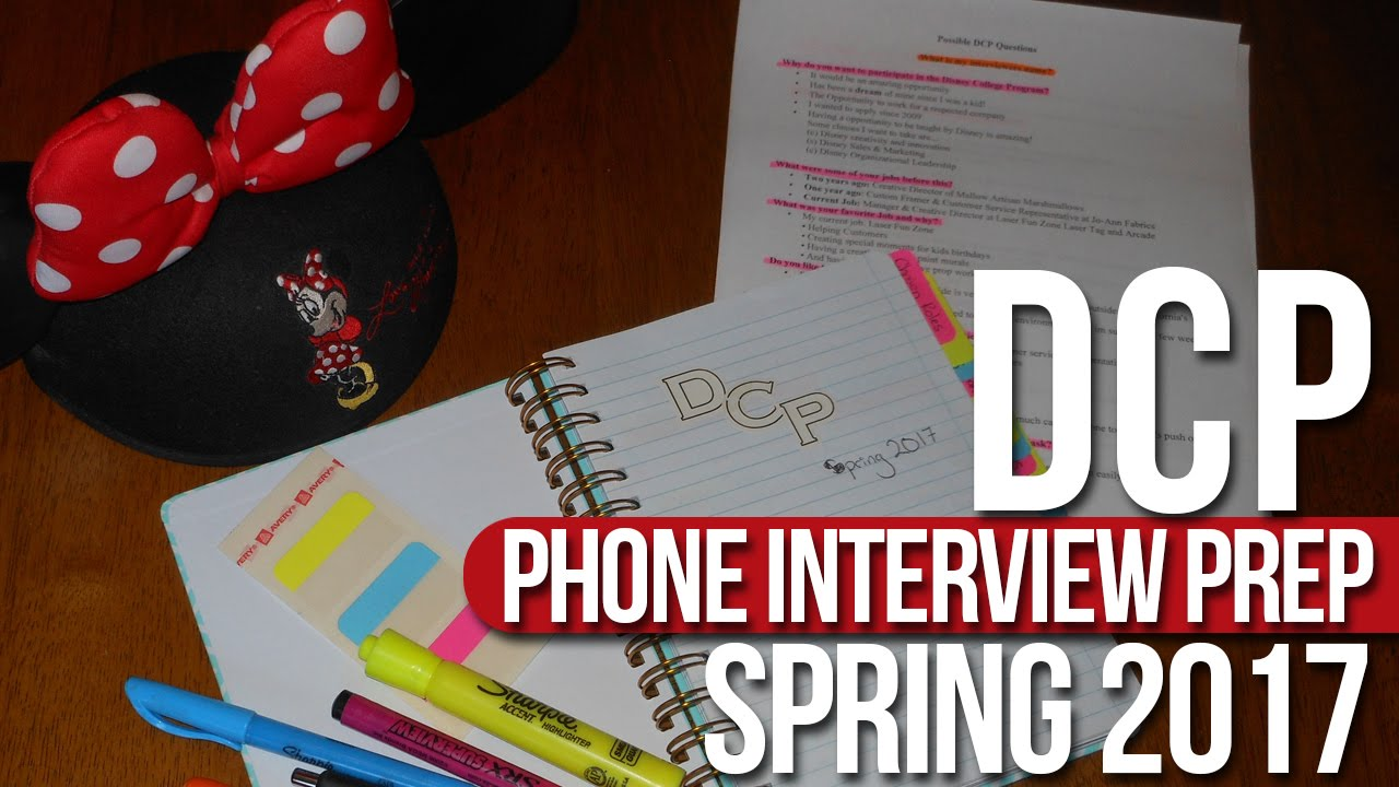 dcp phone interview prep spring 2017 dcp phone interview prep spring 2017