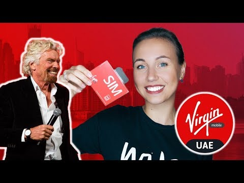 Virgin Mobile UAE Review | Is it really good? | How to sign