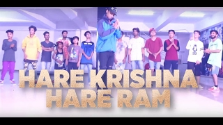 Commando 2: Hare Krishna Hare Ram ft.Raftaar Dance choreography @Ajeesh Krishna