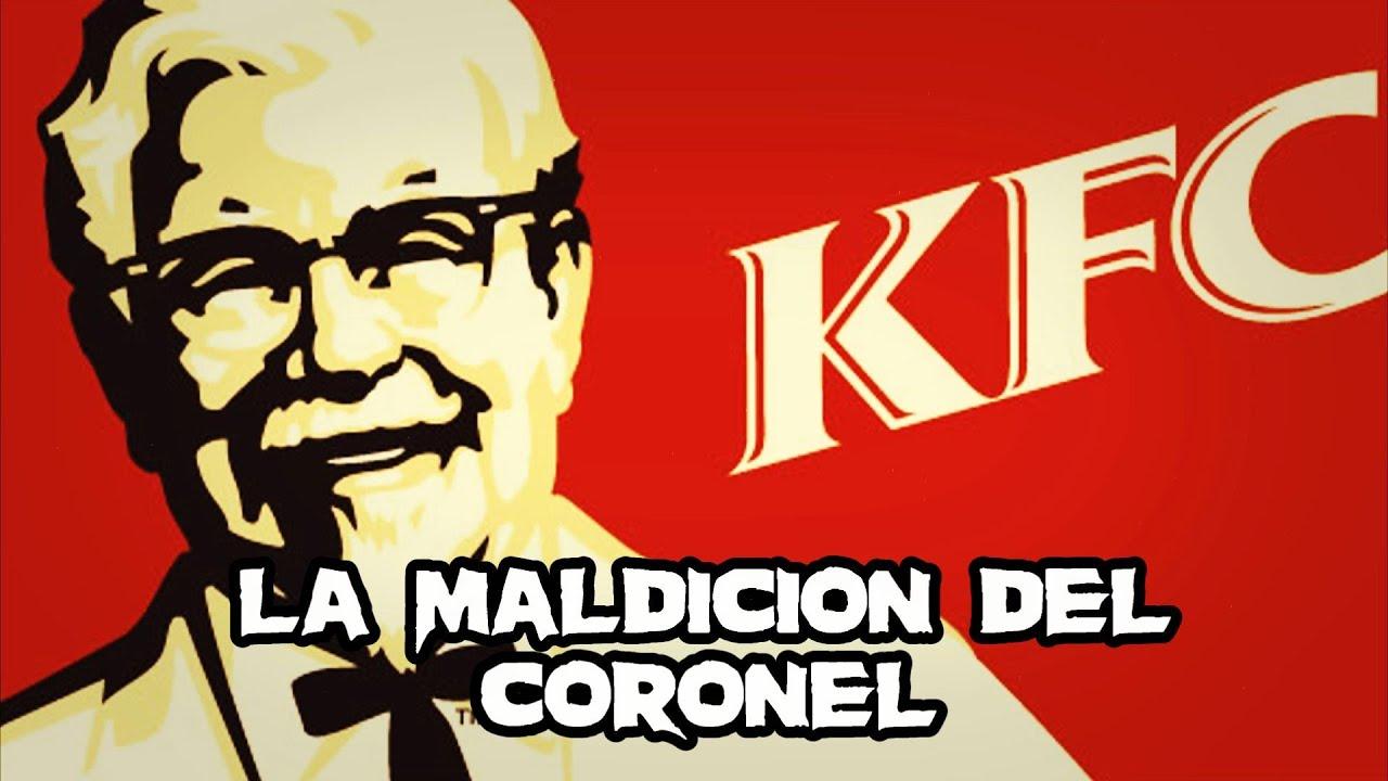 Kfc Logo: La Supuesta Maldición Del Coronel Sanders (El Rostro De