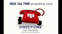Directline Car Insurance 2004 TV AD