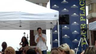Peter Facinelli in Omaha, NE Part 1