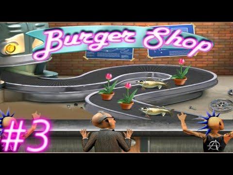 THE CITY | Burger Shop #3