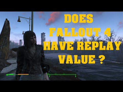 Does FALLOUT  4 Have Replay Value ?
