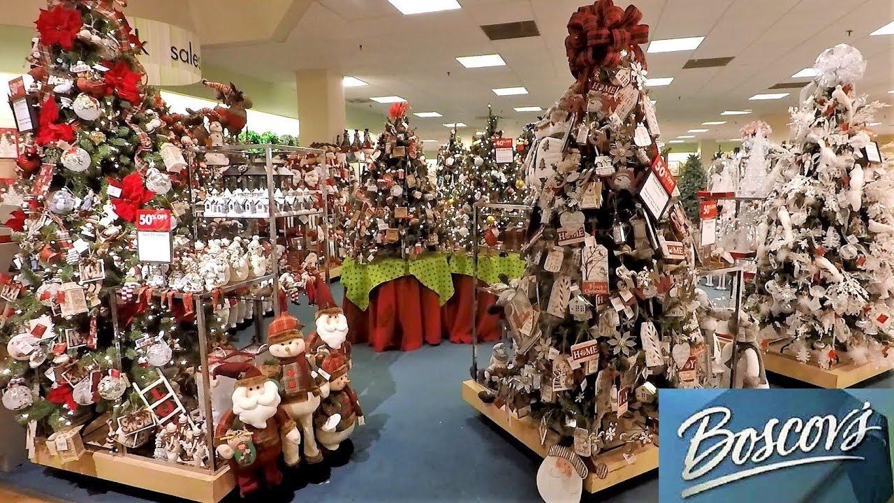 Boscov s christmas christmas shopping ornaments decorations