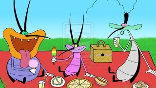 oggy and the cockroaches 2015   full episode oggy english in hd