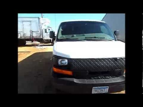 2004 CHEVY EXPRESS 3500 REVIEW