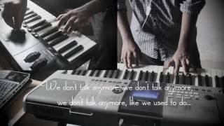 """""""We don't talk anymore""""- (Charlie Puth ft. Selena Gomez)- Piano Vox/Instrumental"""