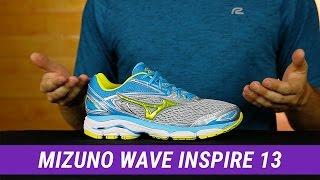 Mizuno Wave Inspire 13   Women's Fit Expert Review