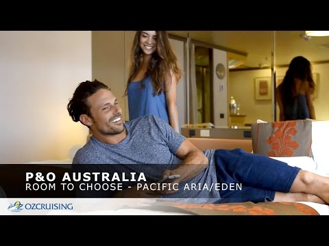 Room to Choose - P&O Cruises Australia
