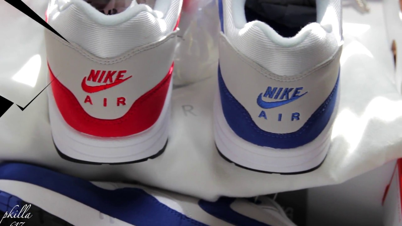9c4ad9fb12c3 Nike Air Max 1 Anniversary OG