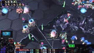 [Dreamhack] PvZ Mana vs Sortof - Bo5 - Starcraft 2 Leagacy of the Void
