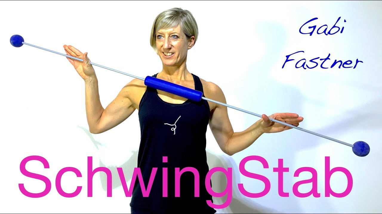 ❗️Funktionelles Schwing Stab Workout