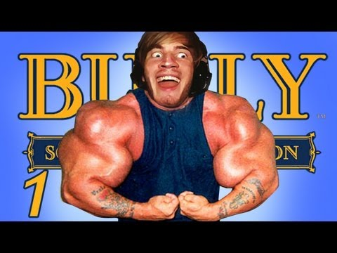 COME AT ME BRO! - Bully: Scholarship Edition - Part 1 - Lets Play / Playthrough / Walkthrough