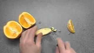 Розыгрыш с апельсином на 1 апреля  Смотреть онлайн   Видео