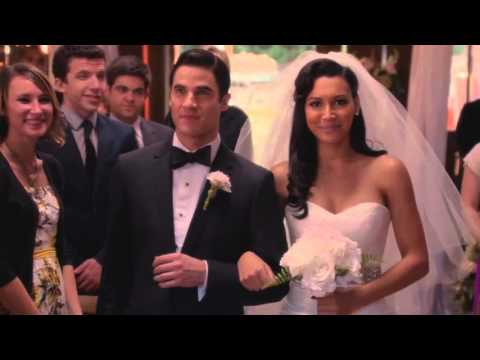 GLEE   Full Performance Of 'At Last' From 'A Wedding'