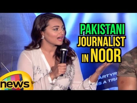 Sonakshi Sinha Speaks Up On Playing Pakistani Journalist In Noor | Force 2 | Bollywood | Mango News