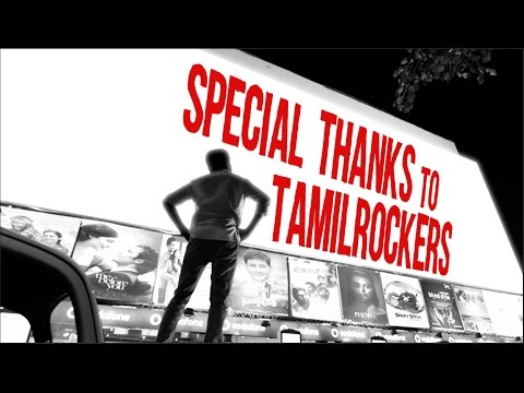 Special Thanks To TamilRockers | Fully Filmy