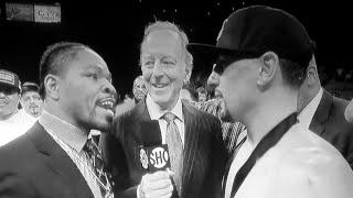 Travfdy Post Fight: Danny Garcia 🇺🇸 v Brandon Rios 🇺🇸    Errol Spence & Shawn Porter