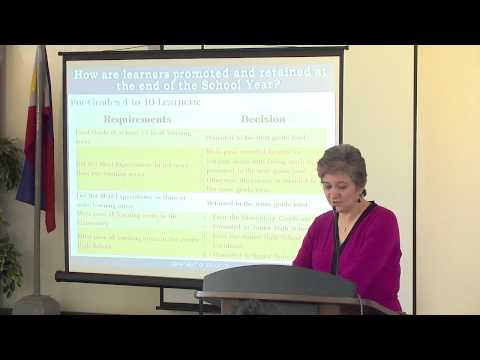 Classroom Assessment in K to 12