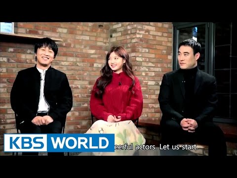 "Movie Interview ""Because I Love You"" [Entertainment Weekly / 2016.12.19]"
