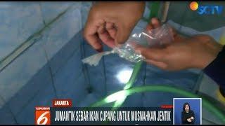 128 warga Kota Bekasi dinyatakan positif terjangkit penyakit demam berdarah dengue dan tercatat satu.
