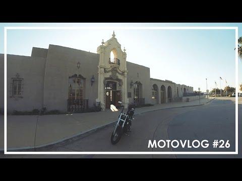 Harley Street Bob Easy DIY Mods – MotoVlog 26