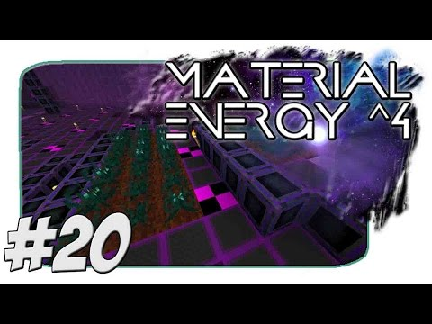 Material Energy^4 - Biosphere ^4 #20