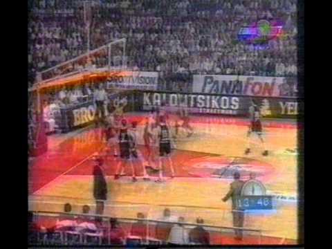 FIBA Slam 1998g. EuroSport (jedan deo-SOS kanal)VHS
