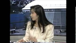 1993年6月8日 巨人vsヤクルト リーグ前半、混セの中で激しく首位争いを...