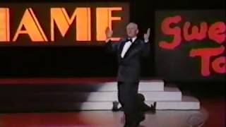 "LEN CARIOU SINGS ""MAME"" - TRIBUTE TO ANGELA LANSBURY, 2000"