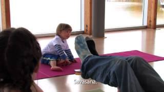2 Year Old Yoga Teacher HD