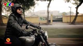 Xe và Phong Cách - Trần Lập - HONDA FLAT TRACKER 223