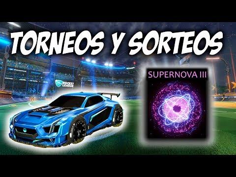TORNEOS con SUBS, SORTEOS | DIRECTO ROCKET LEAGUE thumbnail