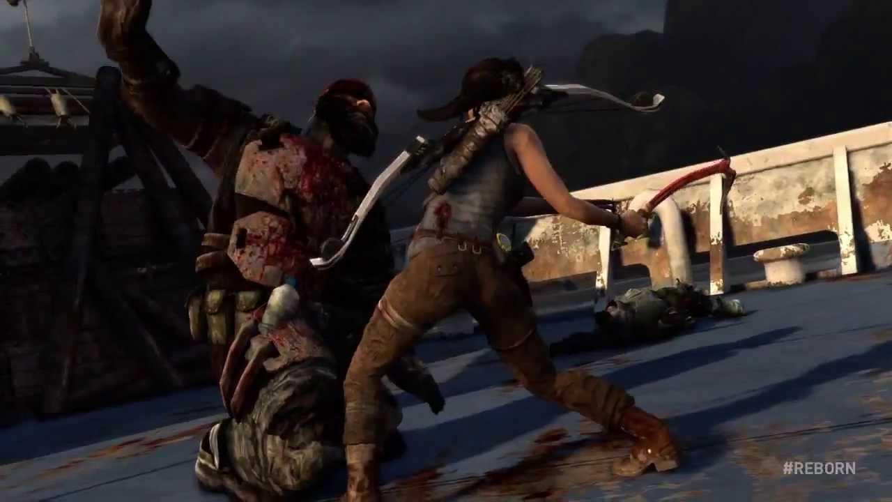 Tomb Raider Gameplay Full HD #12 - YouTube
