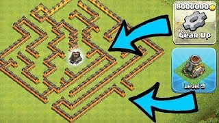 CAN YOU BEAT IT?!? | Clash Of Clans | MULTI MORTAR MAZE!!