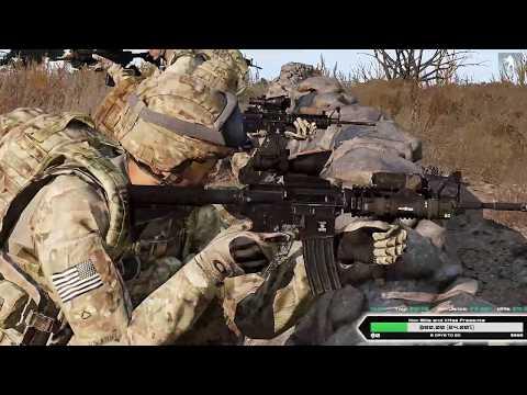 ArmA 3 Gameplay - Havoc 2 Platoon Mission