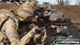 ArmA 3 Gameplay - Havoc 2 Platoon Mission