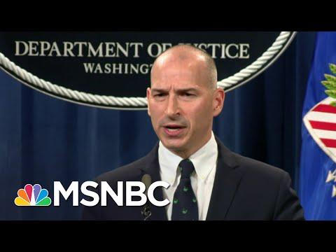 Federal Prosecutor Suggests Public Officials Being Looked At In Trump Riot Investigations | MSNBC