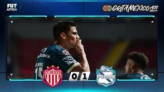 Necaxa 0-1 Puebla   Resumen   Jornada 13   Liga BBVA MX