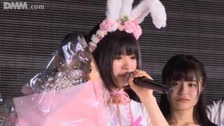 AKB48 49thシングル 選抜総選挙に立候補した高倉萌香ちゃんを応援する動...