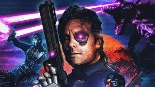 Far Cry 3: Blood Dragon - Test / Review - Ein Herz für Cyber-Drachen