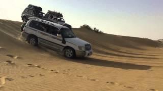 Into the Sahara of egypt