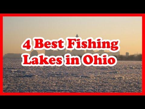 4 Best Fishing Lakes in Ohio