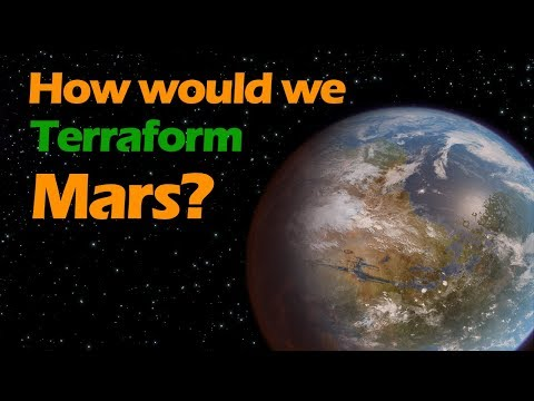 How We Could Terraform Mars