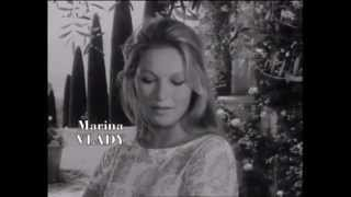 Marina Vlady - Interview (1962)